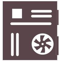 Gigabyte BRIX PSU ADP 19V 3.42A 65W 100-240V