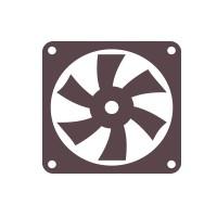 Coolink SWIF21200 12cm-es PWM ventillátor