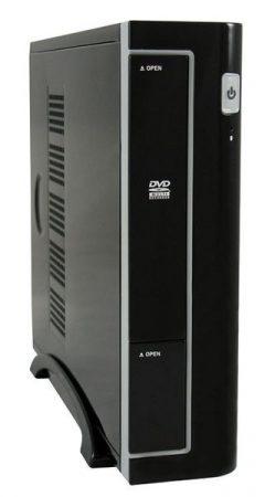 LC Power mITX 1370BII USB3.0 90W tápegységgel