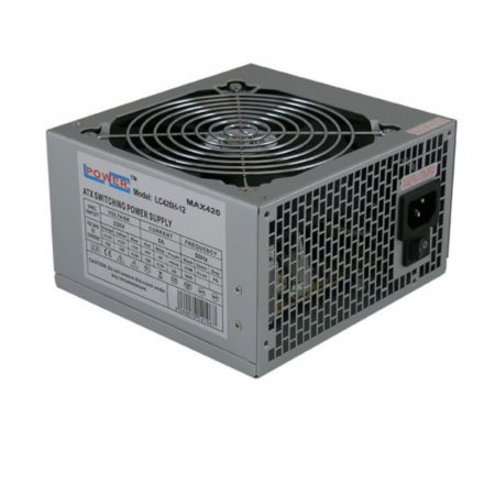 LC Power 420W LC420H-12 V1.1 Office Series ATX tápegység