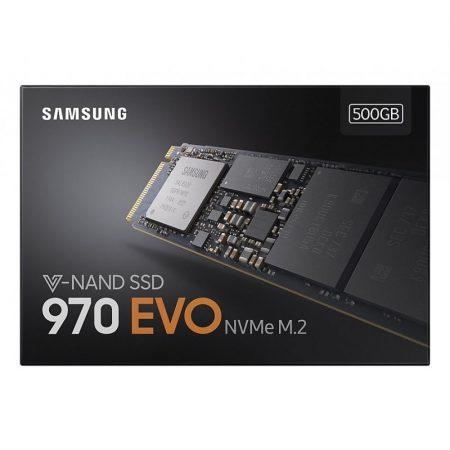 SSD Samsung 970 EVO M.2  500 GB NVMe MZ-V7E500BW PCIe