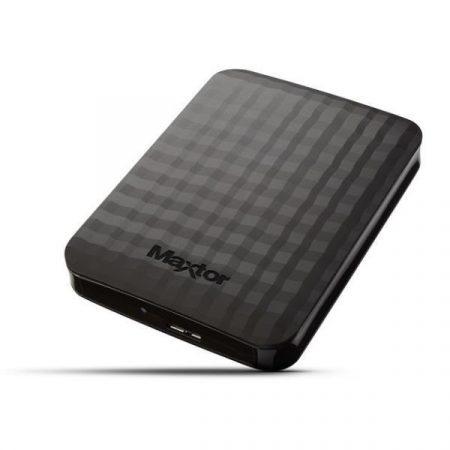 HDD Extern Seagate/Maxtor 2,5 2TB STSHX-M201TCBM USB 3.0  black