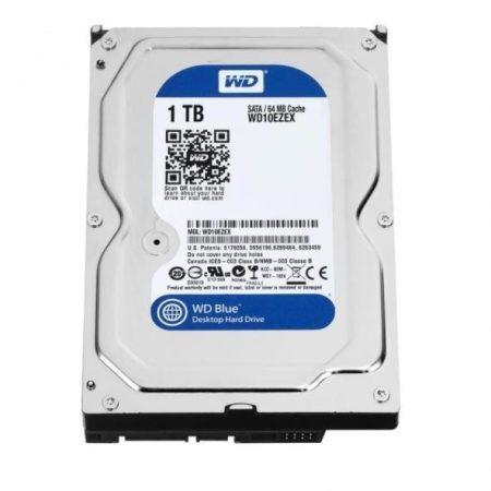 HDD WD Blue WD10EZEX 1TB/8,9/600/72 Sata III 64MB (D)