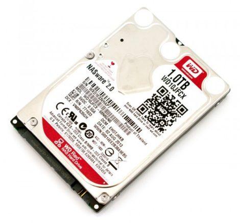 HDD 2,5 WD Red WD10JFCX 1TB/12/600/54 Sata 16MB