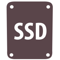SSD WD Black 1TB SN750 High Performance NVME M.2 PCI Express Gen3 x4 WDS100T3X0C