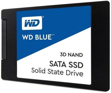 SSD WD Blue 500 GB Sata3  2,5 7mm WDS500G2B0A 3D NAND