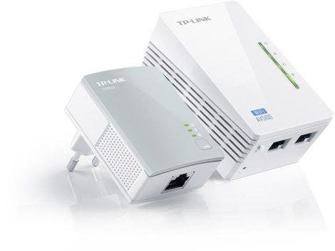 Tp-Link WPA4220 KIT Powerline Extender Kit