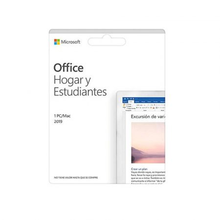 Microsoft Office 2019 Home and Student (PKC) spanisch P6 (79G-05166)
