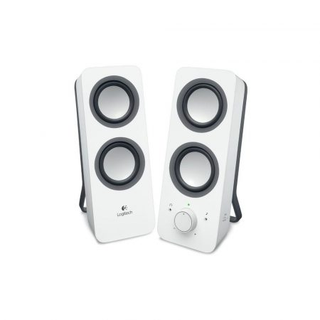 Speakers Logitech Z200 weiß (980-000811)