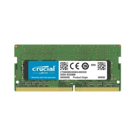 S/O 16GB DDR4 PC 2666 Crucial CT16G4SFRA266 1x16GB retail
