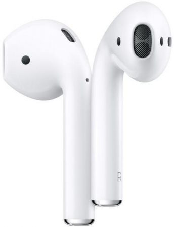 Apple AirPods with Wireless Charging Case White