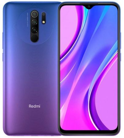 Xiaomi Redmi 9 Dual Sim 4GB RAM 64GB Purple