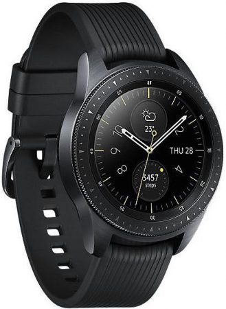 Watch Samsung Galaxy R810 42mm Black