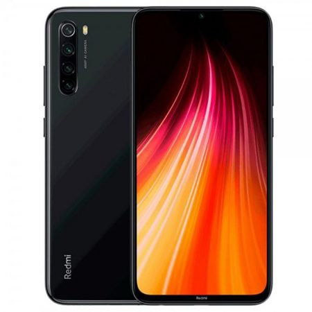 Xiaomi Redmi Note 8 Dual Sim 4GB RAM 64GB Black